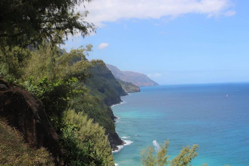 Coast of Kauai