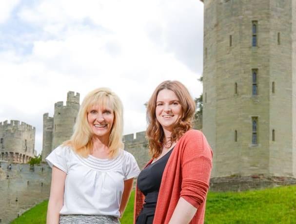 International travel journalist Janna Graber visit England