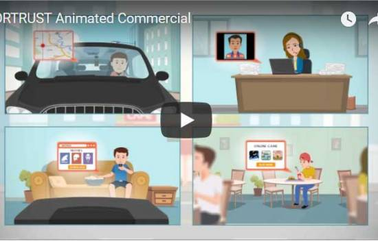 30-Second Animated Commercial for Technology Client